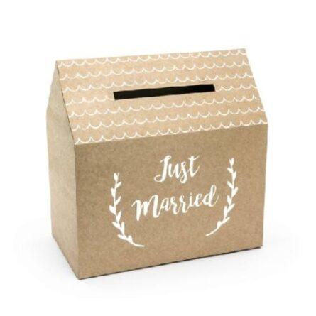 Ajándék - Pénzgyűjtő doboz