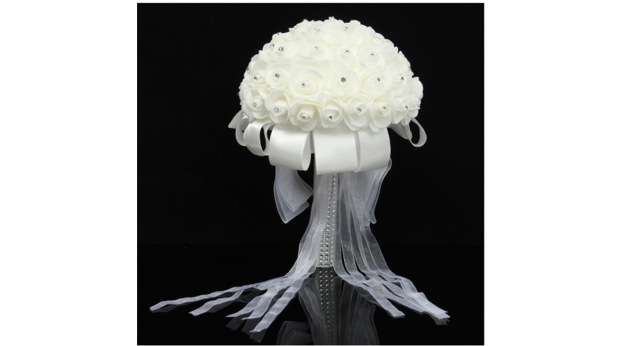 virágcsokor fehér533